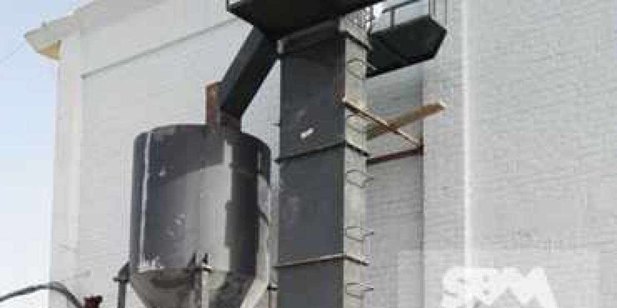 Vertical Mill For Dry Processing Technology