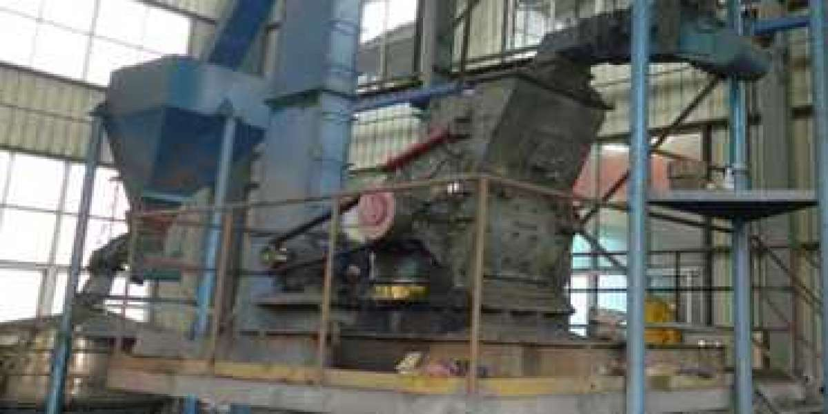 Advantages Of Coal Gangue Ultrafine Vertical Mill