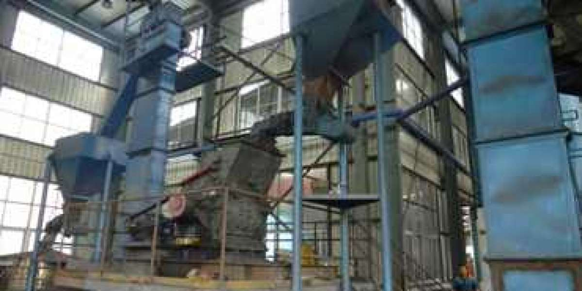 The Particle Size Of Ultrafine Vertical Mill