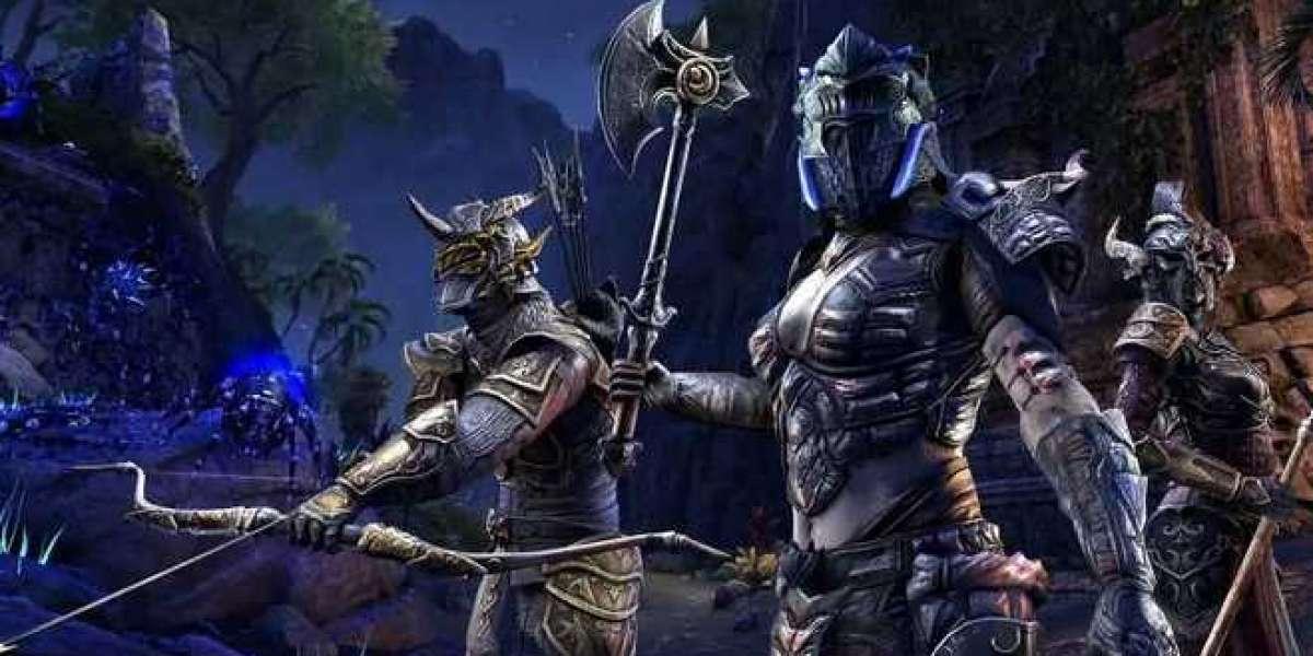 The Elder Scrolls Online Black Drake Villa preview