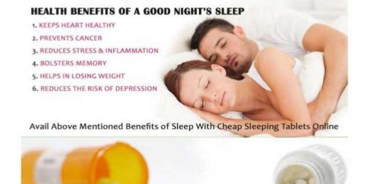 Relax Peacefully at Night With Cost Effective Sleeping Pills