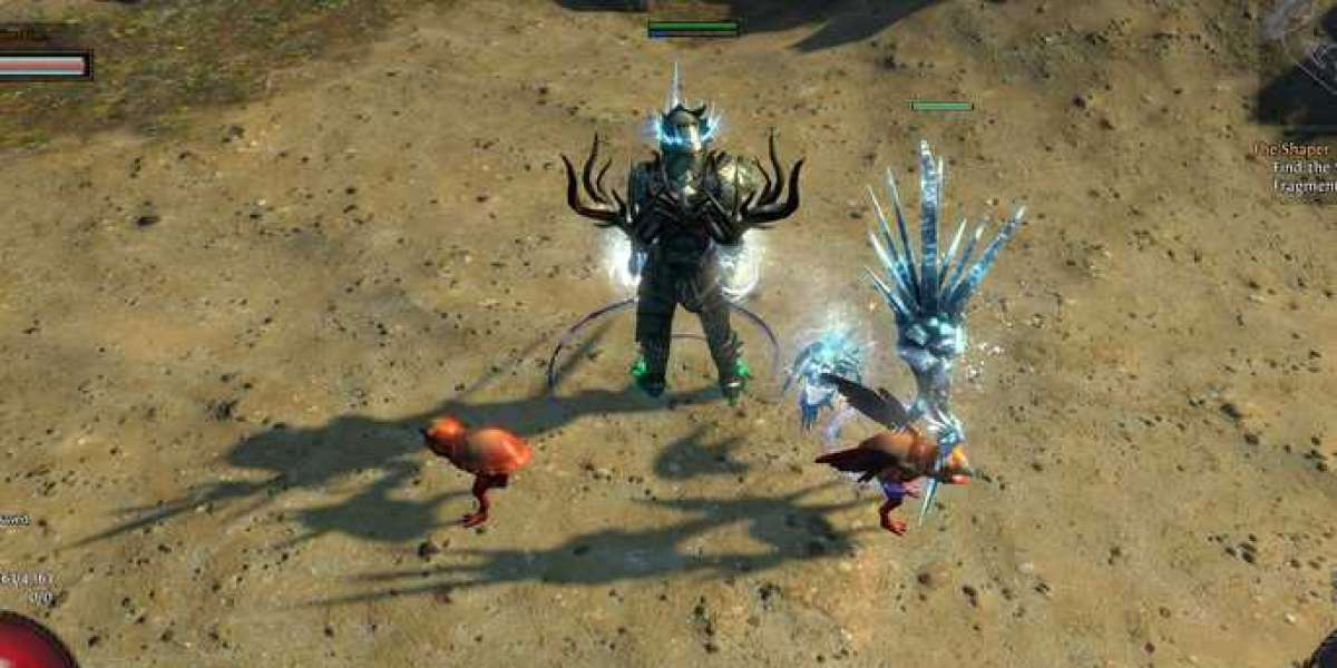 Path of Exile players who want to trade items can take a look