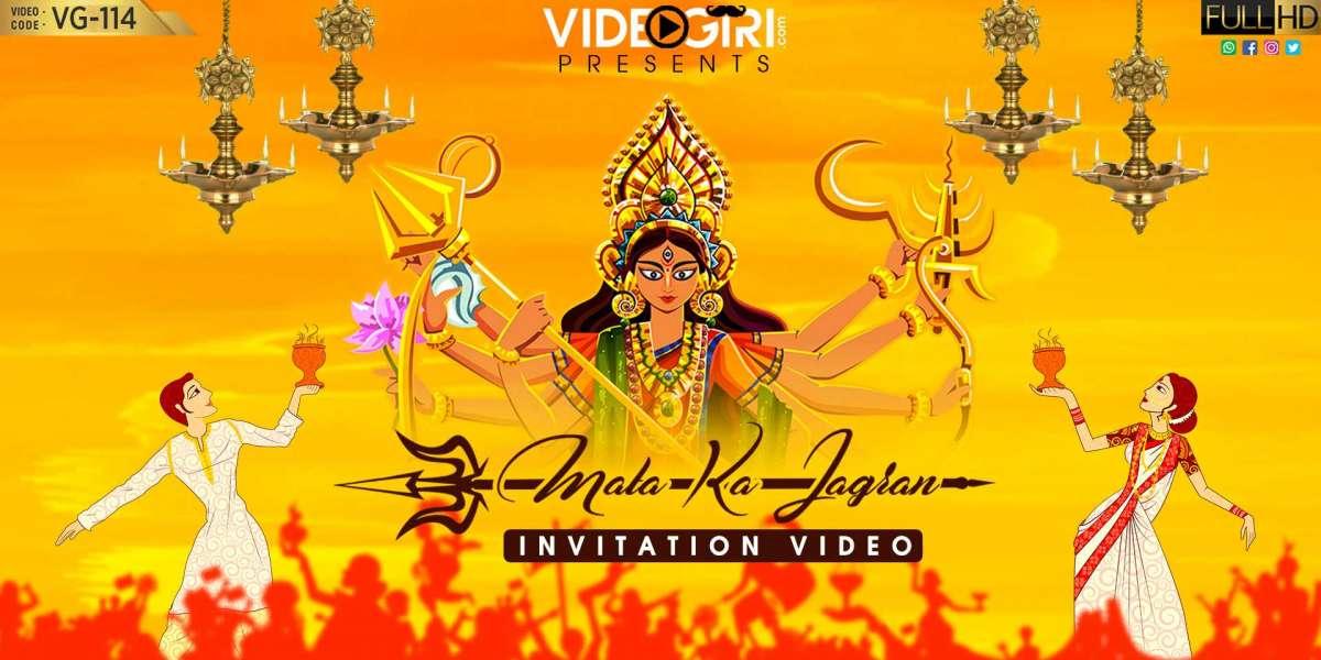 Marwari Wedding Invitation Video