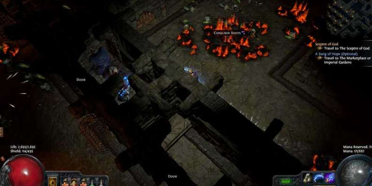 Explanation of Path of Exile 2 and POE Mobile