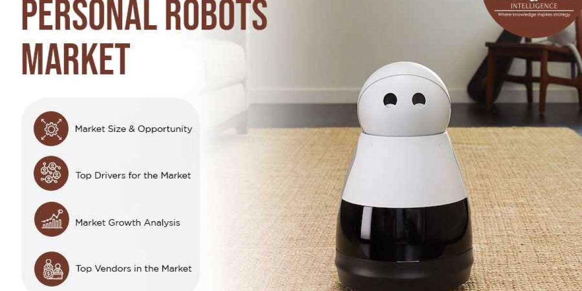 Personal Robots Market Drivers, Restraints, Opportunities, and Trends in Coming Years