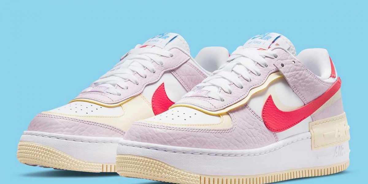 This summer Nike Air Force 1 Shadow Shoes DN5055-600