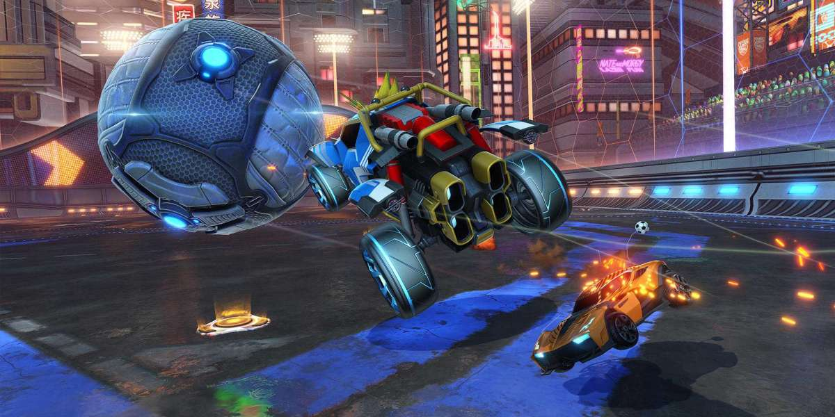 Buy Rocket League Credits karma by going star