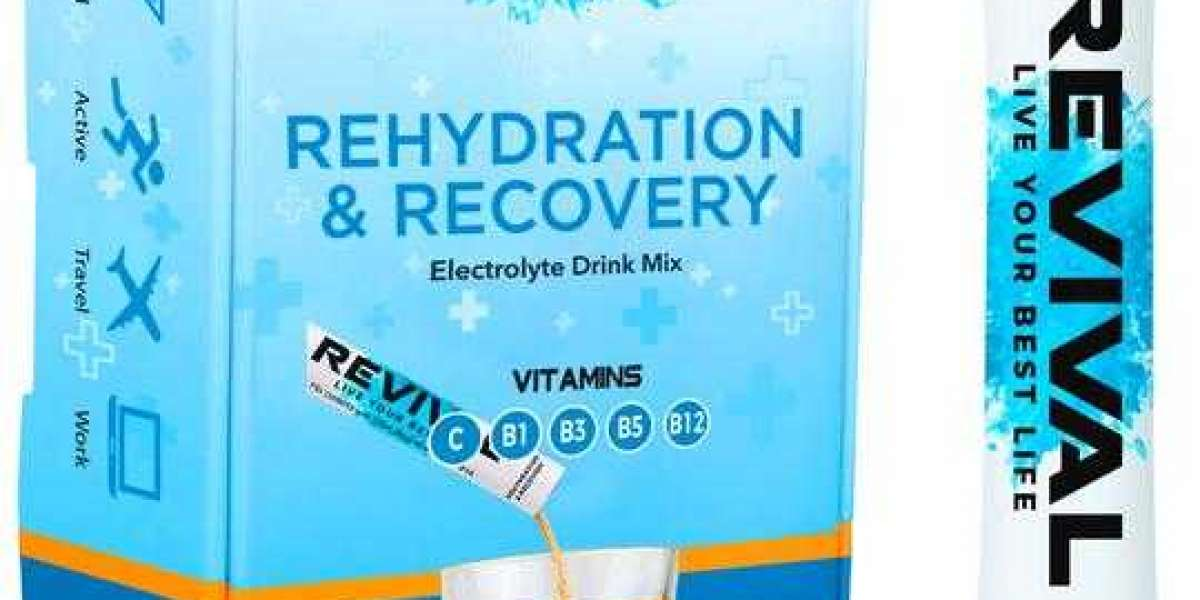 Boost Energy Instantly with Vitamin and Rehydration Powder Packs