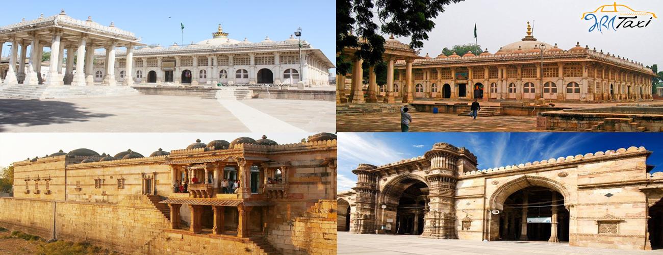Ahmedabad: Pleasure & Historical City of India - Bharat Taxi Blog