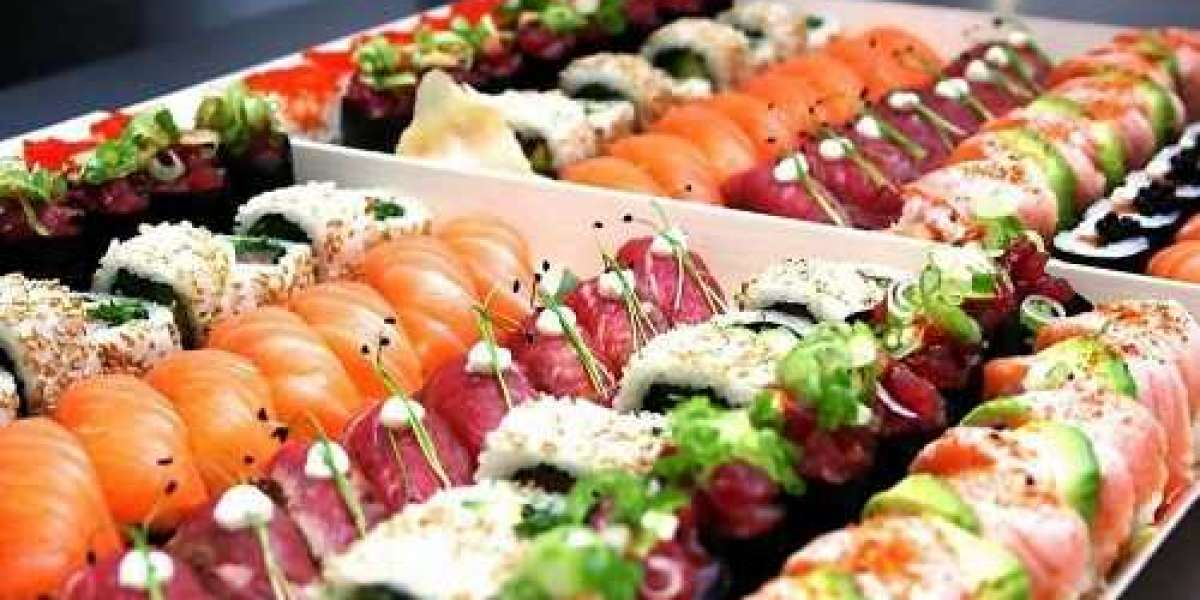 Sushi Party - Easy methods How to Throw a Fab Sushi Party on a