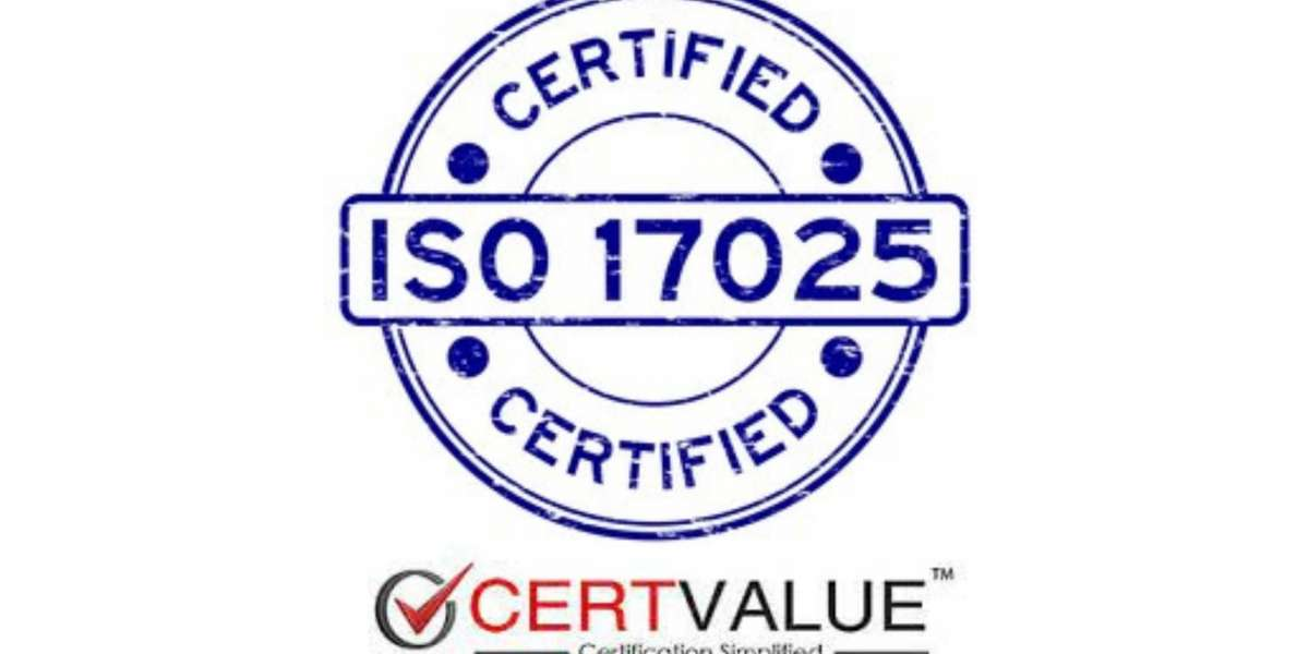 ISO 17025 Certification by CERTVALUE