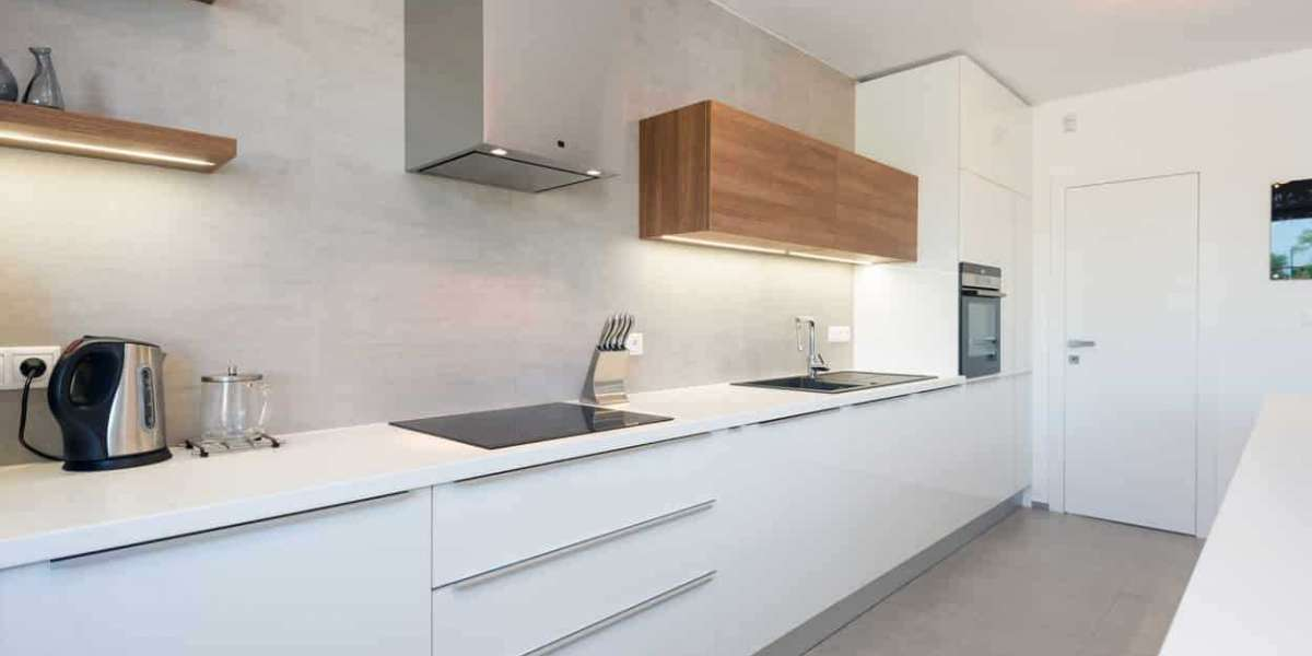A guide about the modern kitchen cabinets